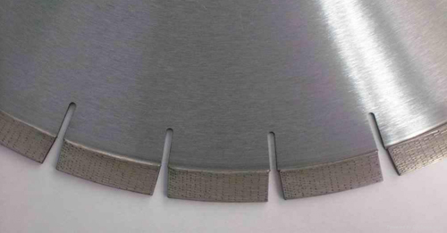 Diamond Reclamation Of Saw Blade Segments For The Tooling